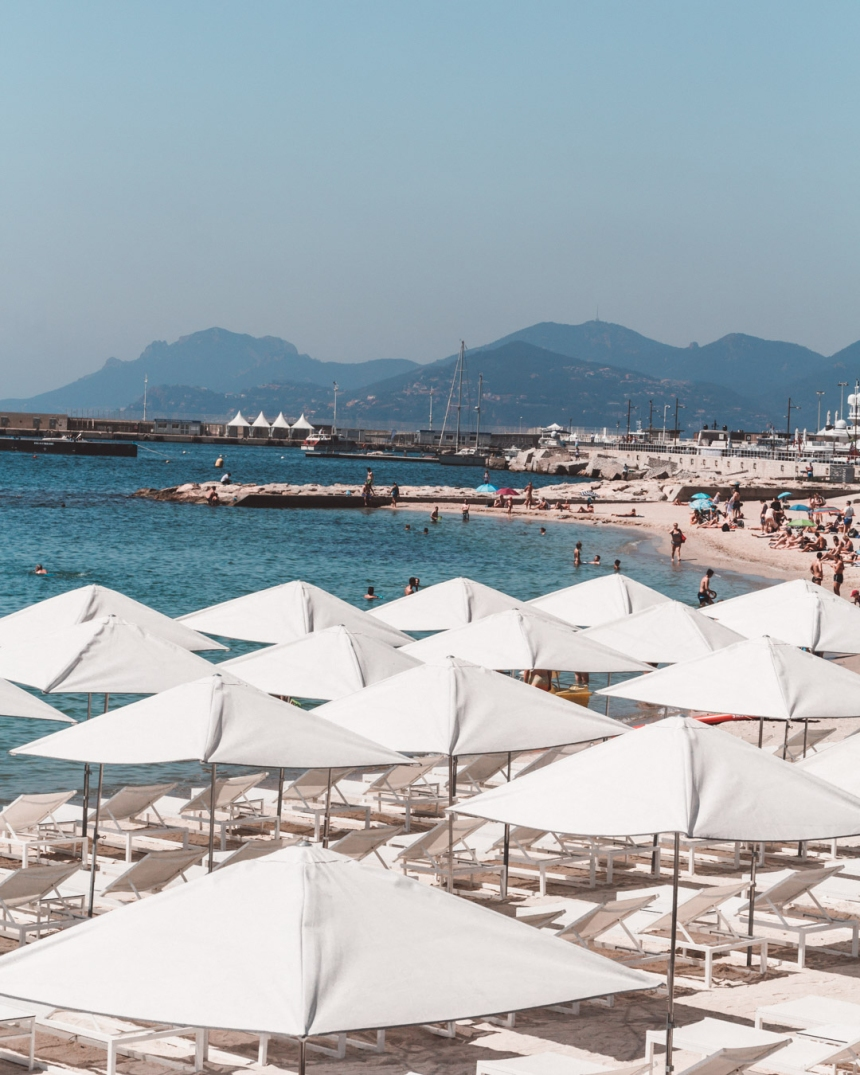 INSTAGRAM - Cannes Umbrellas - PH